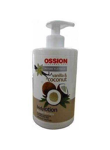 Morfose Morfose Ossion Vücut Losyonu Vanilya & Hindistan Cevizi 500ml Renksiz